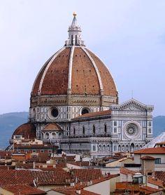 Santa Maria del Fiore, Duomo di Firenze - Cupola di Filippo Brunelleschi