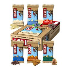 #Clif sports energy bar box 12  ad Euro 22.99 in #Clif #Sports and nutrition sports nutrition