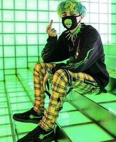 English Artists, Emo, Rapper, Cool Art, Joker, Punk, Celebs, Cosplay, Mens Fashion