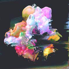 Easter : glitch_art