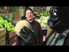 """The wildly popular internet series """"Chad Vader"""" comes to Seismic TV! Chad is the less successful brother of Darth Vader who works as a manager at a supermark. So Far Away, Dark Lord, Star Wars Humor, Web Series, All Smiles, Super Funny, Season 1, I Laughed, The Darkest"""