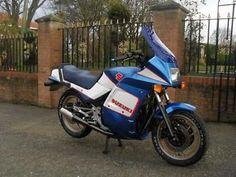 SUZUKI GSX 550 ES 1985 - http://motorcyclesforsalex.com/suzuki-gsx-550-es-1985/