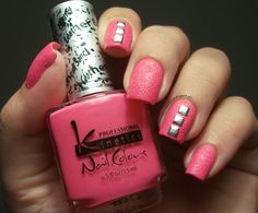 The Clockwise Nail PolishReview: Kinetics KP 244 St. Tropez