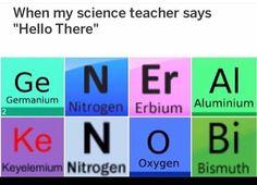 JA - Star Wars - Chemistry Informations Star Wars Witze, Star Wars Jokes, Prequel Memes, Starwars, Stupid Funny, Hilarious, Lightsaber, Clone Wars, Chemistry