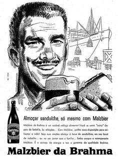 Conheça os 10 anúncios antigos de cerveja mais bizarros - Mega Curioso