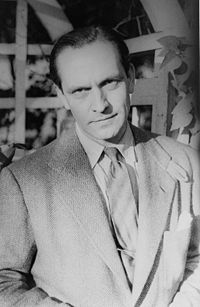 Fredric March 1.932 (Dr. Jekyll and Mr. Hyde)  My favorite is Theodora goes wild!