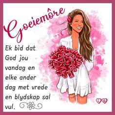 Lekker Dag, Goeie Nag, Goeie More, Afrikaans, Disney Princess, Quotes, Poster, Quotations, Disney Princesses