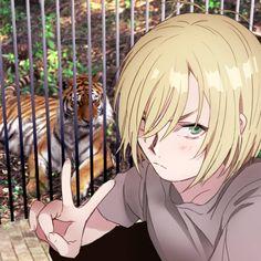 Yurio & Tiger