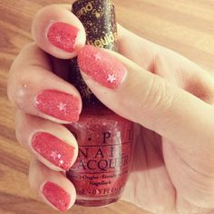 """Im in love with this Liquid Sand nail polish OPI Mariah Carey Collection in """"The Impossible"""". It reminds me of sugar coated gummies...#opi#mariahcarey#liquidsand#lacquer#polish#nails#nailpolish#theimpossible#photooftheday#igersmanila#igersphilippines#9pmhabit#sparkly#glitternailpolish#opiliquidsand"""