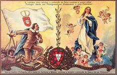 Portuguese Empire, Portuguese Language, The Past, History, Sketches, Prints, Pub, Posters, King