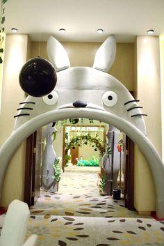 Totoro Birthday Party Ideas | Photo 4 of 11