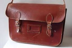 Remember carrying my satchel on my walk to school through fog so thick I couldn't see my hand at arm's length. And cars were driving in it?!?