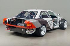 1988 Audi 200 Trans-Am #TA4