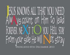 Personalized Dedication Gifts, Baby Dedication Gifts, Christian Baptism Gifts, Jaxon 8x10 on Etsy, $19.00 :)))))!!!!!