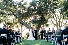 Paige & Madison – Sweetgrass Social - Lowndes Grove in Charleston, SC. Front lawn ceremony