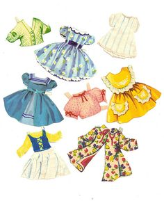 "Orphan Clothes - Used for ""Anna"" 