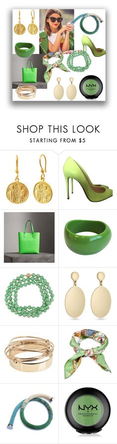 Sunday Morning by crystalglowdesign on Polyvore featuring Christian Louboutin, Burberry, Valentino, Marni, Laundry by Shelli Segal, Gucci and NYX
