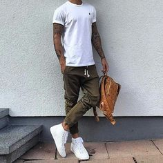 from /mensfashions/ - By @massiii_22 | tag us for a chance at a feature. Be sure to follow @BestOfStreetStyled for more streetswear #menstreetstyle #mensfashion #menswear
