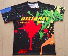 T shirts 100% polester Mesh fabric,quick dry,comfortable. sublimation full printing ,vivit color ,not  fade. any color and artworks
