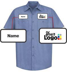 49 Best Mechanics Clothing Images Work Shirts