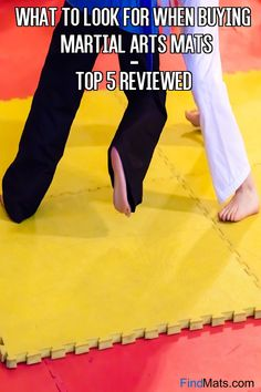 What To Look For When Buying Martial Arts Mats – Top 5 Reviewed From FindMats.com