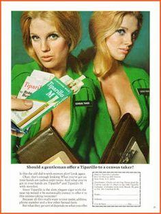 Publicité pour le tabac : la puissance sexuelle... (1)