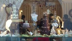 Creme de la creme - patisserie in Split, Croatia. Lovely ambiance and good cakes