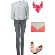 """""""pink accents"""" by idmarryjenny on Polyvore"""