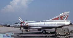 """""""Mirage III C"""" n°28_5-OH du 2.5 ''ile-de-France'' en 1975"""