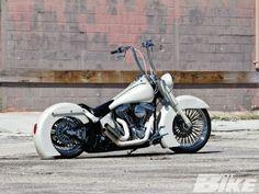 2005 Harley Davidson Softail Deluxe - Hot Bike Magazine