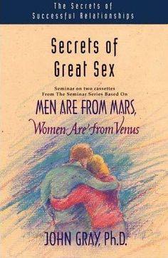 John gray love is sex