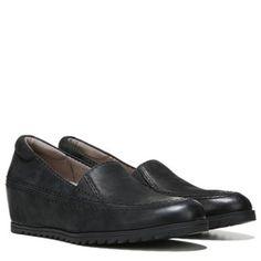 Naturalizer Harker Black Leather