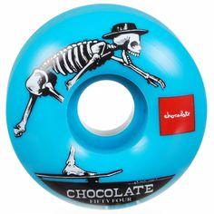 Chocolate /Skeleton wheelz