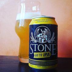 A perfect summer choice! Easy to drink & refreshing @StoneBrewingCo #DandoLaLata