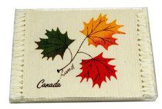 'Triple Leaves' Coaster