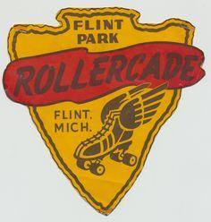 Flint Park Rollercade / Flint, Michigan