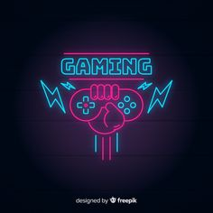 Video game logo template with modern style Vector Ps Wallpaper, Game Wallpaper Iphone, Halloween Wallpaper Iphone, Logo Free, Gaming Logo, Video Game Logos, Best Gaming Wallpapers, Game Logo Design, Professional Logo Design