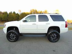 Search our Locust Grove Diesel Trucks inventory at E & M AUTO SALES dealership in Virginia located near Culpeper, Fredericksburg. Lifted Chevy Tahoe, 2015 Chevy Tahoe, Chevy 4x4, Chevrolet Tahoe, Chevy Silverado, 2010 Tahoe, 1979 Chevy Truck, Custom Chevy Trucks, Suv Trucks