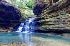 Mize Mills Falls by David Fletcher on 500px