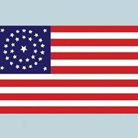 us flag orientation