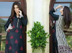 Gul Ahmed Pret Wear Collection 2014 For Modern Girls (9)