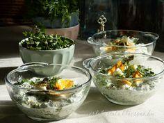 Erdőkóstoló: Hideg, tavaszi, zöld szósz kemény tojással Kitchen, Cooking, Kitchens, Cuisine, Cucina