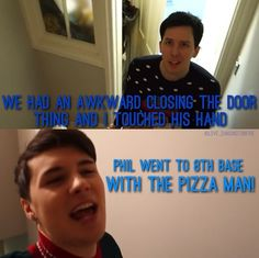 I learned that from the pizza man