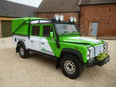 //LandRover Defender 130 Td5 Double Cab Expedition vehicle