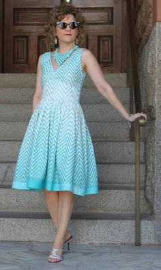 Serendipity Studio Marilyn Dress Sewing Pattern