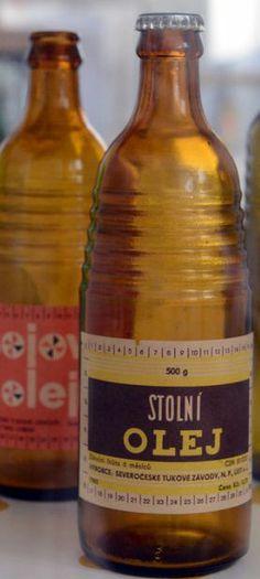 Stolní olej