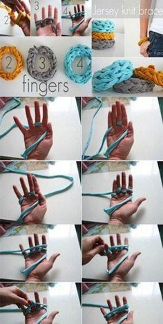 vinger haak/breinen voor leuke armand Door tamarskiappel