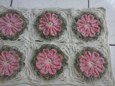 Tapete flores rosa