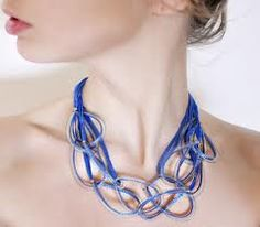 'Industrial Jewellery'- what anh amzaing concept! by Israeli Londoner Hila Rawet Karni as seen at London's V museum store