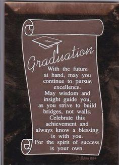 graduation celebration quotes graduation sayings High school graduation Poems Graduation Card Sayings, Graduation Prayers, High School Graduation Quotes, Graduation Scrapbook, Graduation Crafts, Graduation Speech, Graduation Party Planning, 8th Grade Graduation, Graduation Celebration